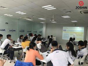 CÔNG TY TNHH NITTO VIỆT NAM là một công ty 100% vốn Nhật Bản được thành lập năm 2016 có nhà máy tại KCN VSIP BN - Xã Phù Chẩn - Thị xã Từ Sơn - Bắc Ninh. Ngành nghề sản xuất chính của Nitto là sản xuất tấm phim phân cực (dạng tấm và lá).