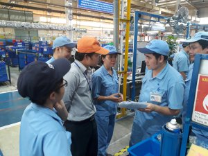 iện tại công ty đã có 4 nhà máy với lĩnh vực sản xuất chính là Motor điện và máy giảm tốc. SHI(V) là một trong những công ty quan trọng của tập đoàn SHI để chiếm lĩnh vĩ trí hàng đầu trong lĩnh vực sản xuất máy giảm tốc trên thị trường thế giới.