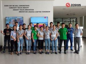 Công ty TNHH GENTHERM Việt Nam được thành lập năm 2014 và nhà máy đặt tại KCN Đồng Văn II (huyện Duy Tiên, Hà Nam)