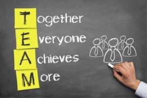 Làm việc theo nhóm trong doanh nghiệp là vô cùng quan trọng